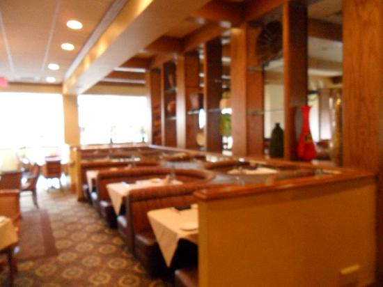 The Beverly Heritage Hotel: Restaurant