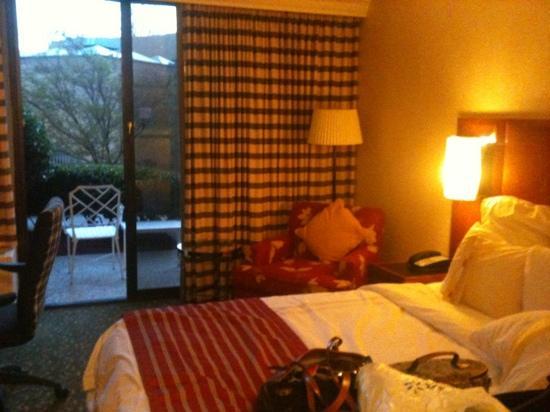 Atlanta Marriott Northwest at Galleria: very comfortable