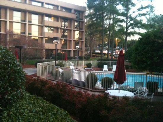 Atlanta Marriott Northwest at Galleria: serene