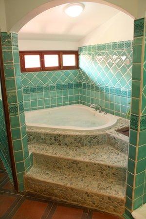 Hotel Colonial : Jaccuzzi Suite