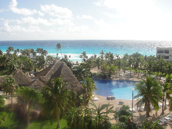 Grand Oasis Cancun - All Inclusive: Vista al mar