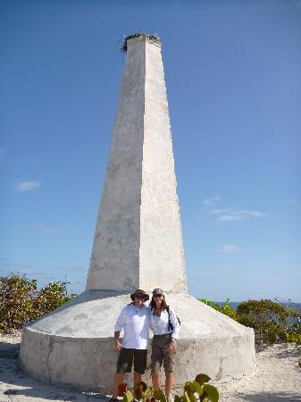 St Francis Resort: At the Monument