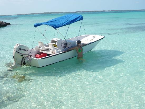 """St Francis Resort: Our """"Yacht,"""" the Jolly Rancher"""