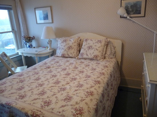 Sylvia Beach Hotel: Jane's room