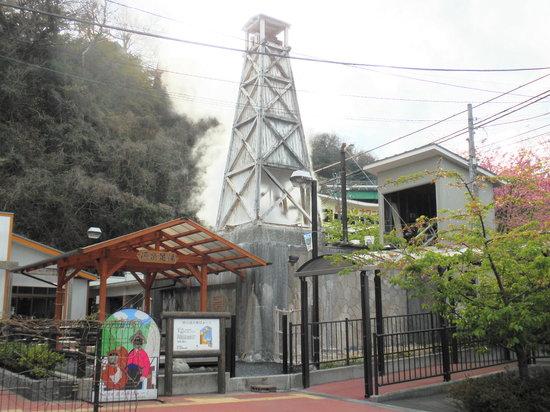 Higashiizu-cho, ญี่ปุ่น: 足湯