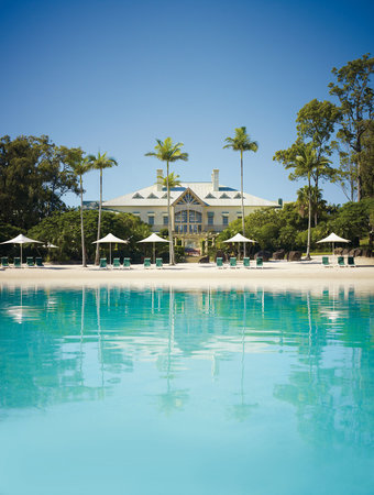 Hope Island, Australia: Hero Image - The Great House and Beach Lagoon Pool