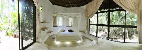 Jolie Jungle : Bungalo Kingsize