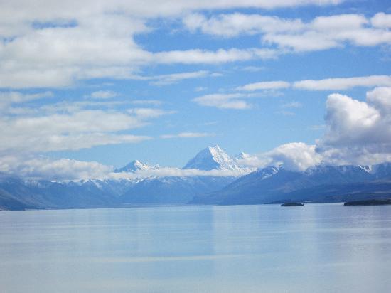 Wanaka Lakeview Holiday Park: AH!!!! New Zealand