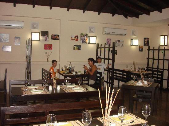 Nazo Hotel: Restaorante