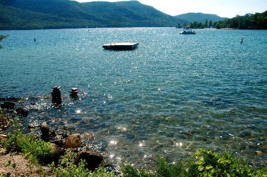 Silver Bay YMCA - Conference and Family Retreat Center: Beautiful Lake George