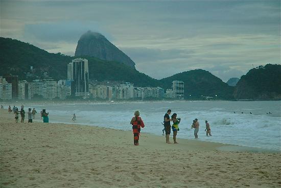 Rio de Janeiro, RJ: A Stroll on Copa...