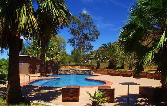 Alice in the Territory: Pool&Spa