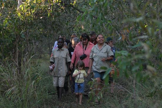 Kakadu Culture Camp : Jenny's bushtucker walk