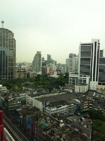 S31 Sukhumvit Hotel: view from 14th floor