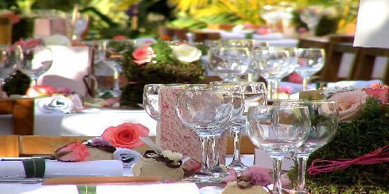 Entre-Nous Restaurant Dimitile Hotel : séminaires évémentiels