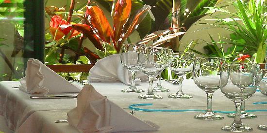 Entre-Nous Restaurant Dimitile Hotel : Restaurant Entre Nous