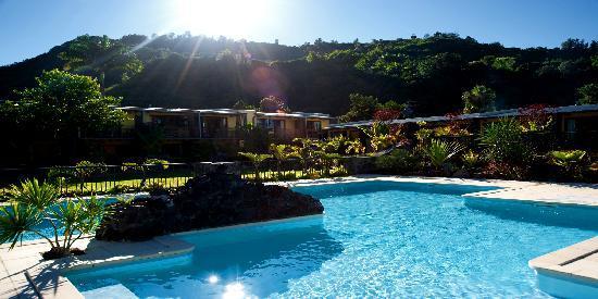 Entre-Nous Restaurant Dimitile Hotel : La piscine Hotel Dimitile