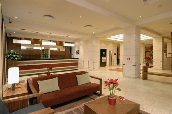 K+K Hotel Opera: Lobby