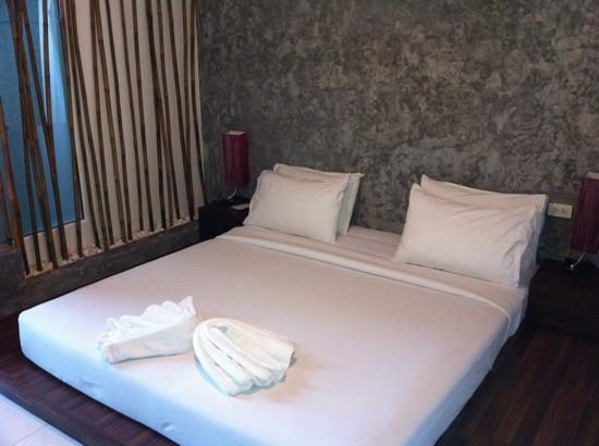 The Album Loft at Nanai Road : deluxe room