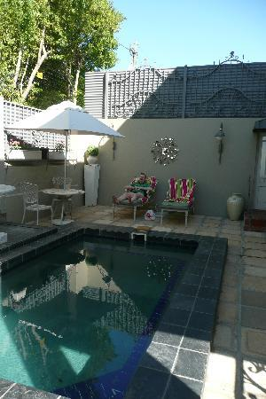 Batavia Boutique Hotel: splunge pool