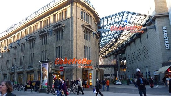 Photo of Tourist Attraction Globetrotter at Richmodstr. 10, Cologne 50667, Germany