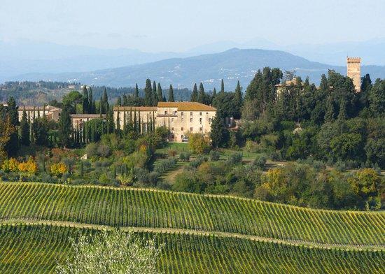 Montespertoli, Italia: Castello Sonnino