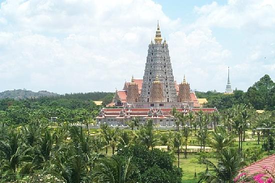 Bang Lamung, Thailand: Wat Yang