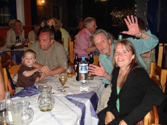 Omega Restaurant & Bar : Great Nights of Greek Fun
