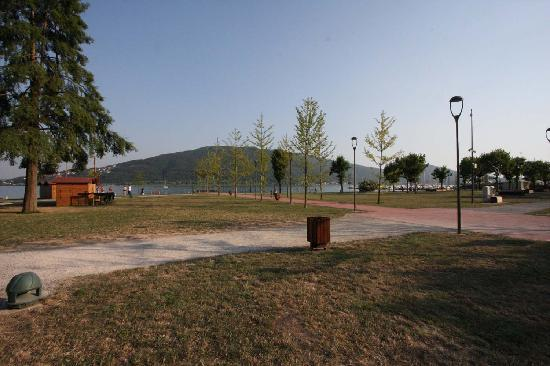 Sarnico-Lido Nettuno beach park free