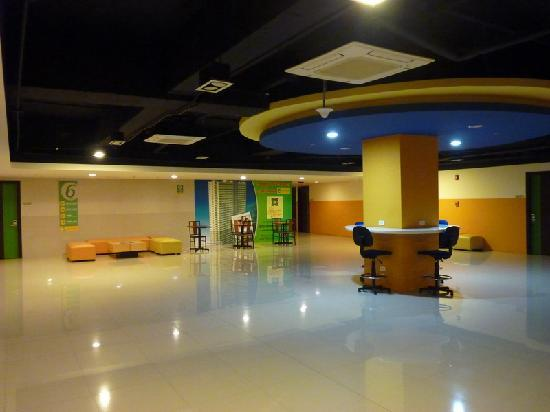 Go Hotels Mandaluyong: Room Lobby 3
