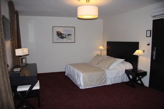 Hotel Burgevin : Chambre Supérieure