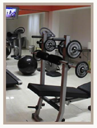 Hotel Semifonte: Fitness-Room