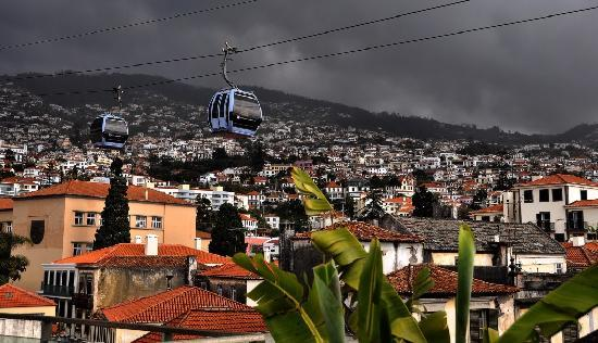 Madeira Story Centre : The museum is close to the cable var