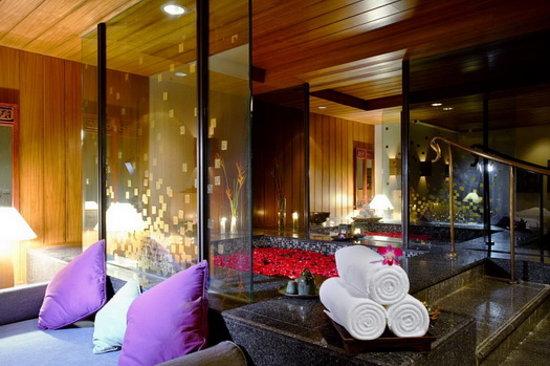 Bangkok, Thailand: Spa Athenee - Suite Room