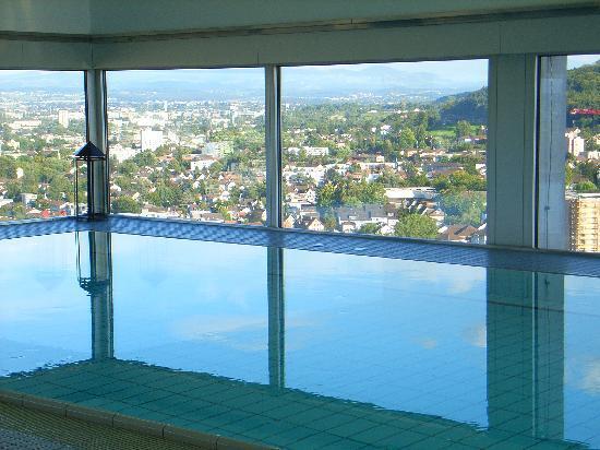 Swissotel Zurich: Piscina