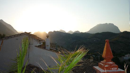 B&B Villa Pico: view