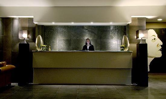 Park Hotel Sabina : RECEPTION