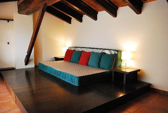 Apartamentos Botanico 29: Buhardilla apartamento dúplex