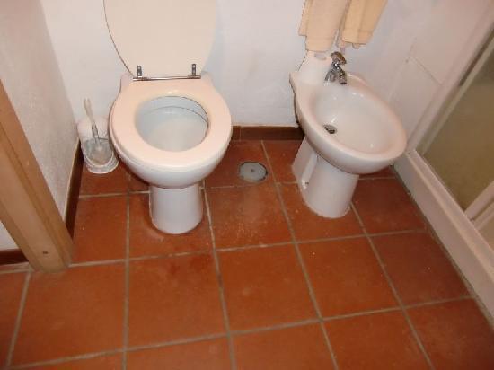 Casa Plazzi : bagno