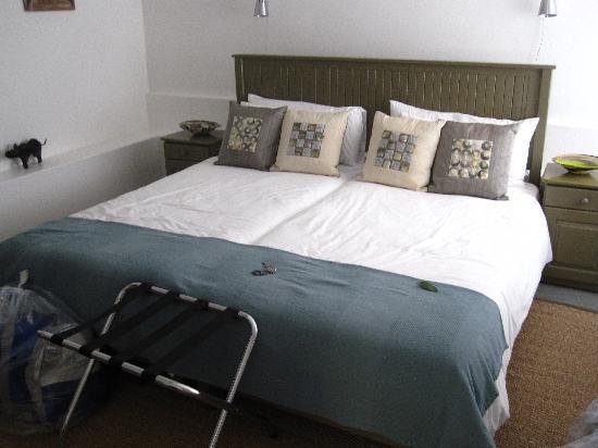 Antrim Villa: Unser Zimmer