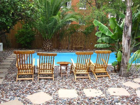 Antrim Villa: Pool