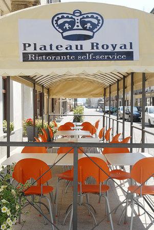 Plateau Royal : dehort