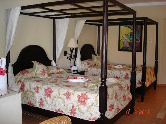 Luxury Bahia Principe Ambar Don Pablo Collection : chambre