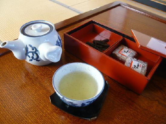 Taiyokan Yamatoya : Tea in Room