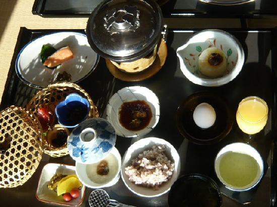 Taiyokan Yamatoya : Breakfast