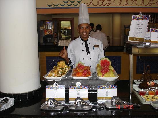 Luxury Bahia Principe Ambar Don Pablo Collection : fruit