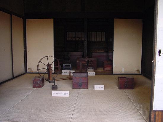 Inawashiro-machi, Nhật Bản: 生家/座敷