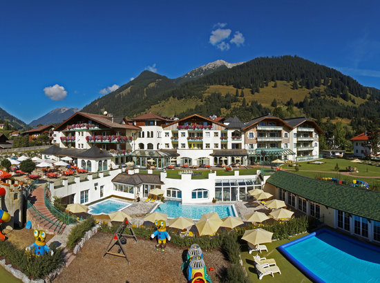 Leading Family Hotel And Resort Alpenrose