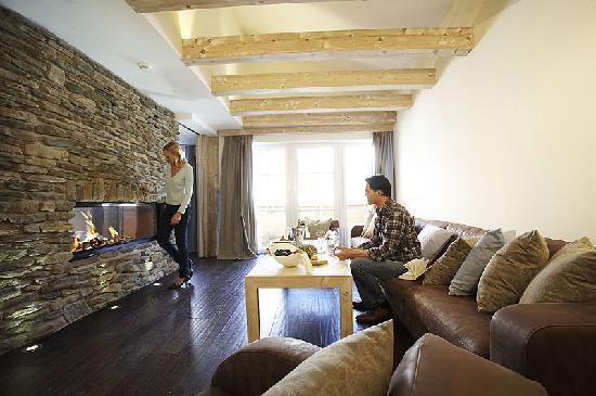 Leading Family Hotel & Resort Alpenrose: Zimmer