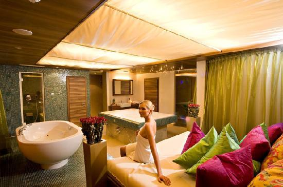 Leading Family Hotel & Resort Alpenrose: Spa